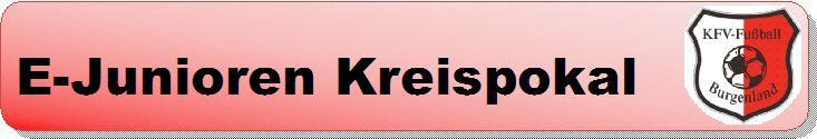 E-Junioren Kreispokal