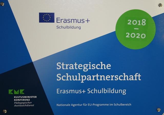 Erasmus+ 2018-2020