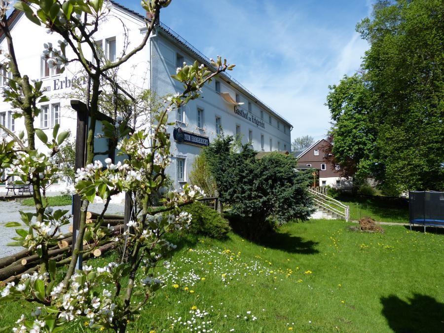 Pension Erbgericht Rosenthal - zu jeder Jahreszeit schön in der Sächsischen Schweiz