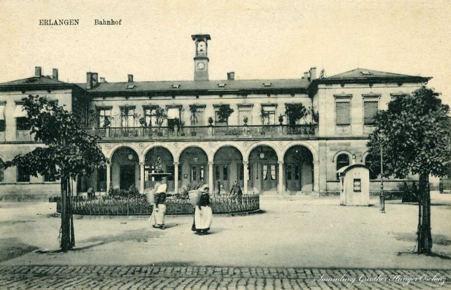 Erlangen Bahnhof