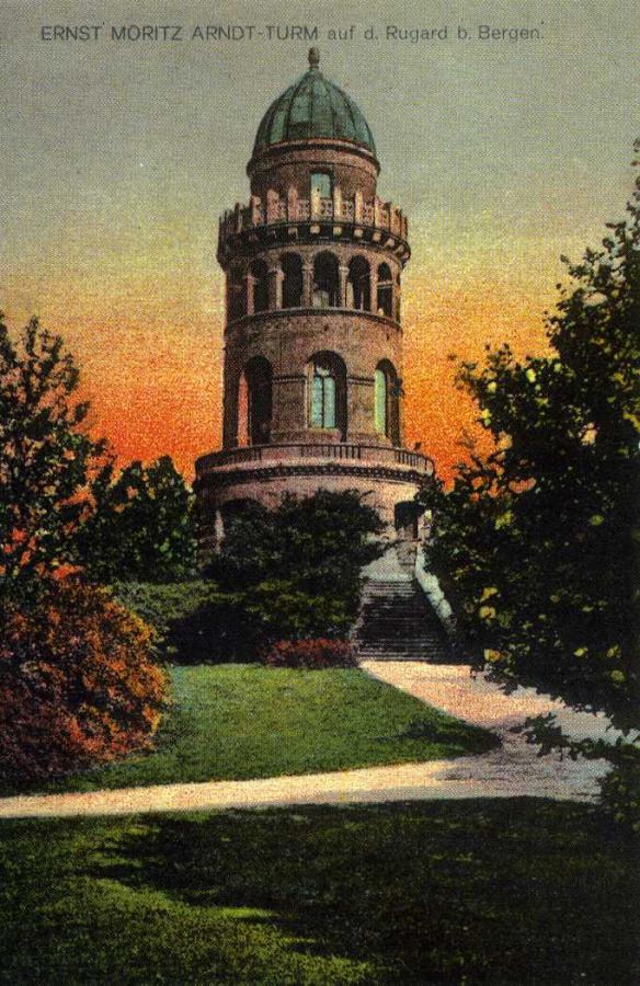 Ernst Moritz Arndt-Turm auf d. Rugard b. Bergen