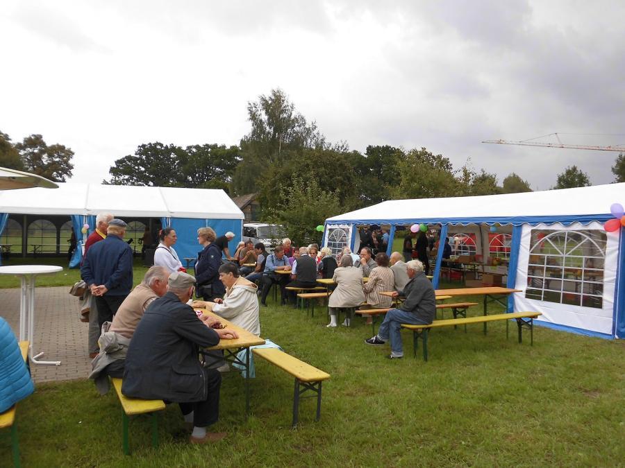 Dorf-und Erntefest 2014