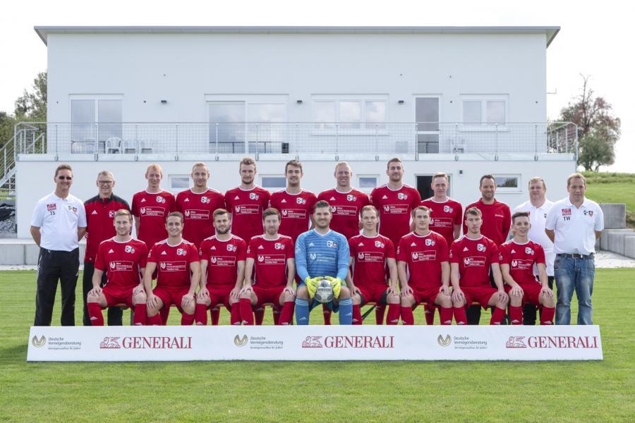 1. Mannschaft Männer der SG Herdwangen/Großschönach Saison 2019/2020