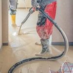 Estricharten und deren Trocknung im Neubau