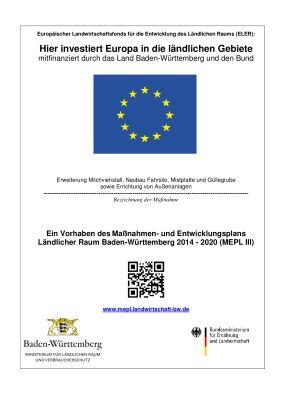 EU-Tafel