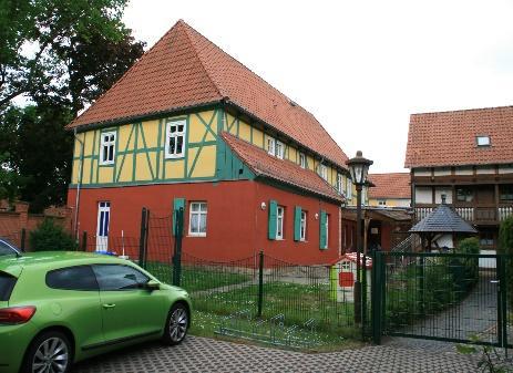 """Ev. Kindertagesstätte """"Regenbogen"""" - Wanzleben"""