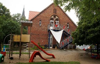 "Ev. Kindertagesstätte ""Unterm Regenbogen"" - Druxberge"