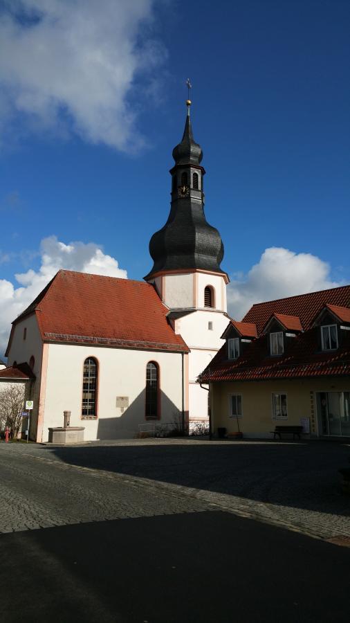 Evang. Kirche in Schnabelwaid