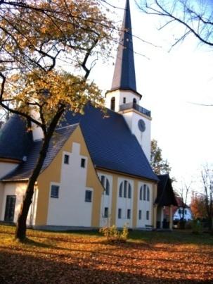 Evangelsiche Kirche 1
