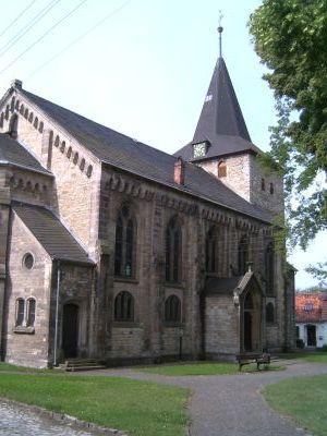 Evangelische Kirche Etgersleben