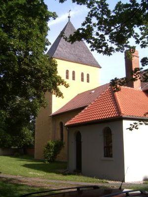 Evangelische Kirche Unseburg