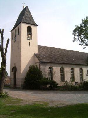 Evangelische Kirche Westeregeln