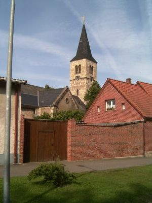 Evangelische Kirche Wolmirsleben