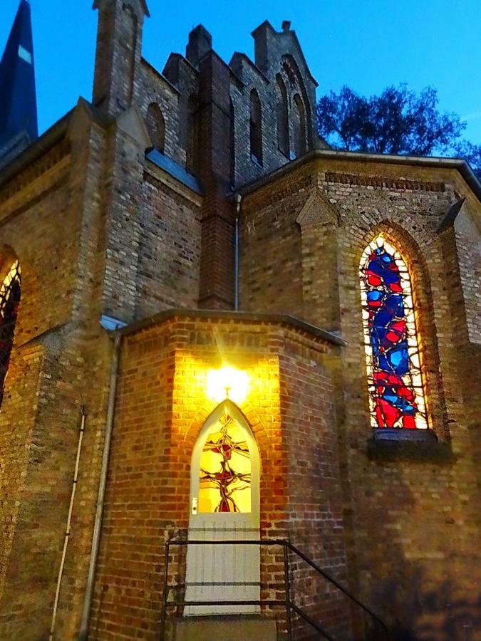 Gottesdienst in der Friedenskirche
