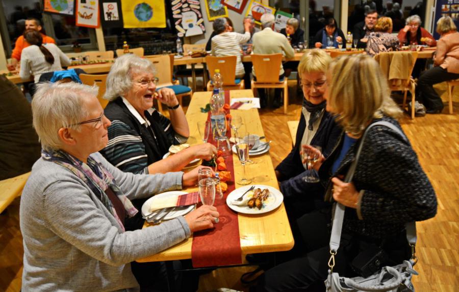 Gäste aus befreundeten Weltläden