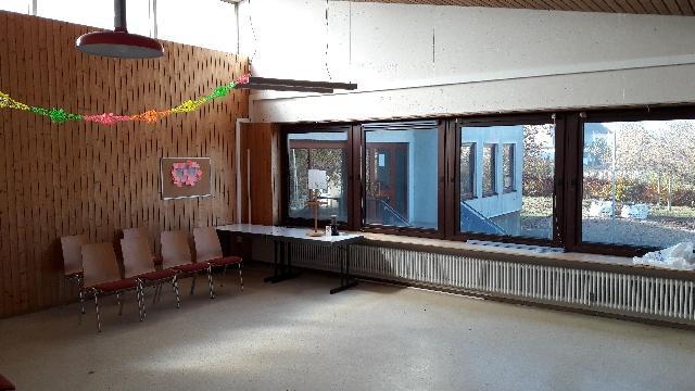 Ehem. Kita-Gebäude: Gruppenraum