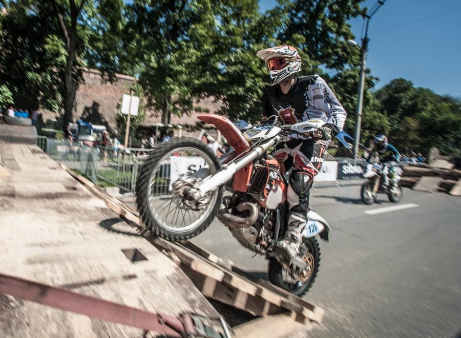 Marc Berneburg - Romaniacs 2014