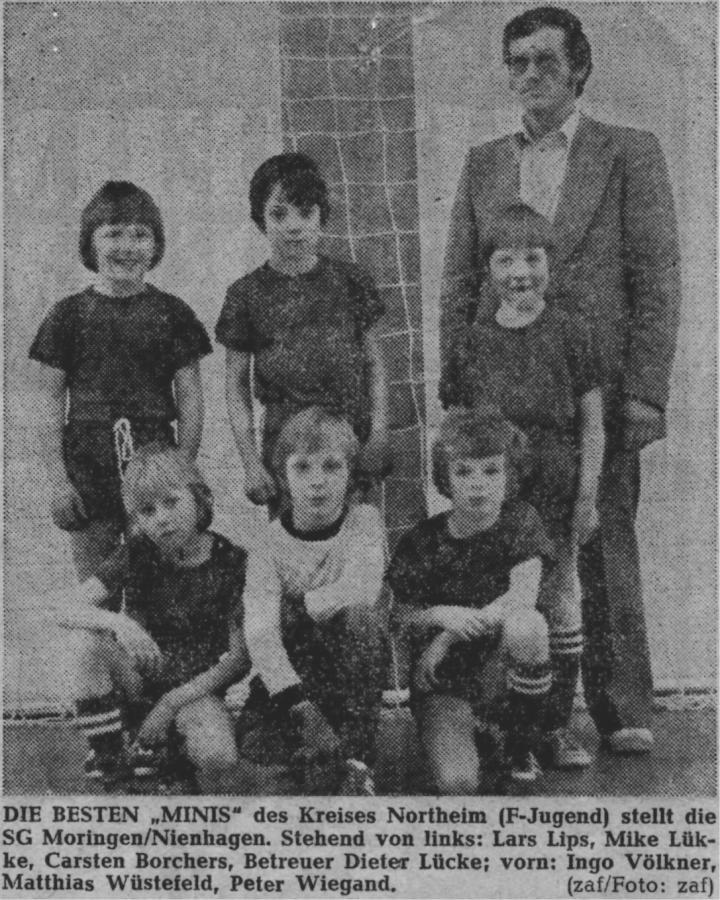 F-Jugend 1975 - 1976