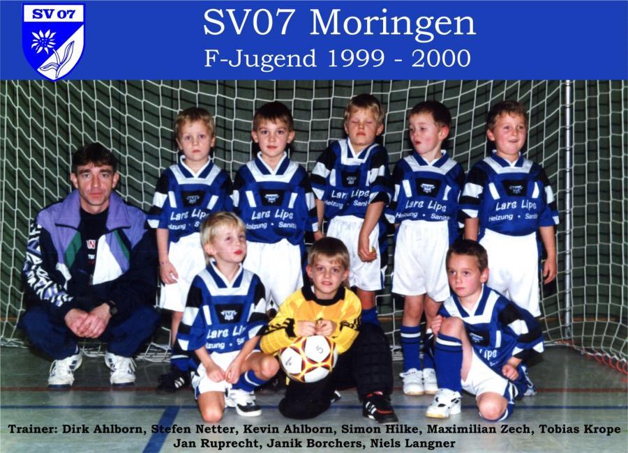 F-Jugend 1999 - 2000