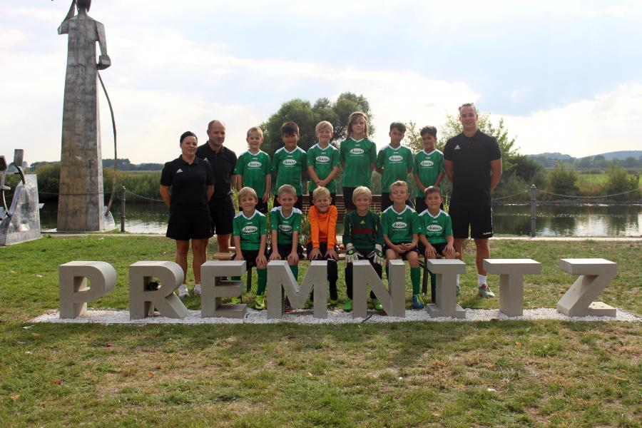 F-Jugend Saison 2018-2019