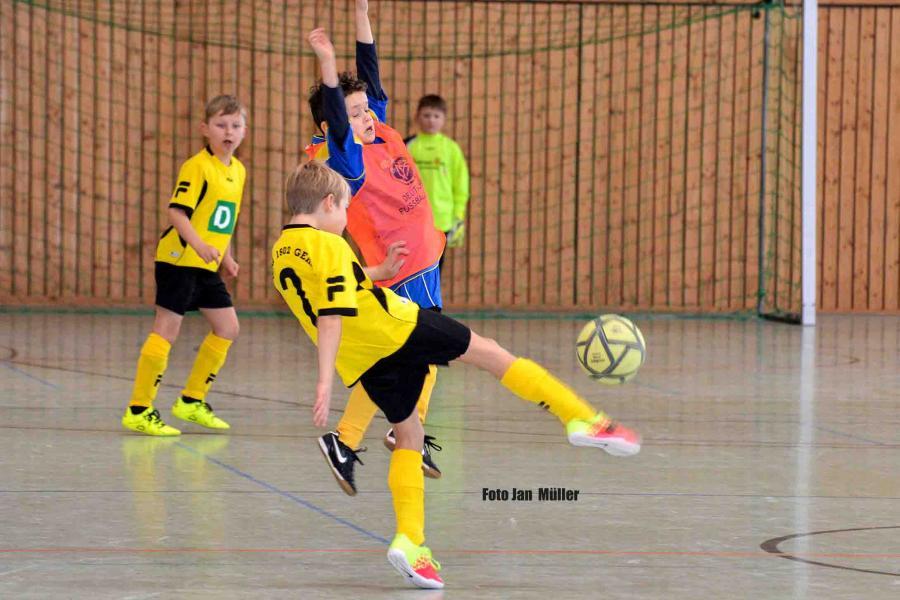 21. Hallenfussballtage des LSV 49 Oettersdorf