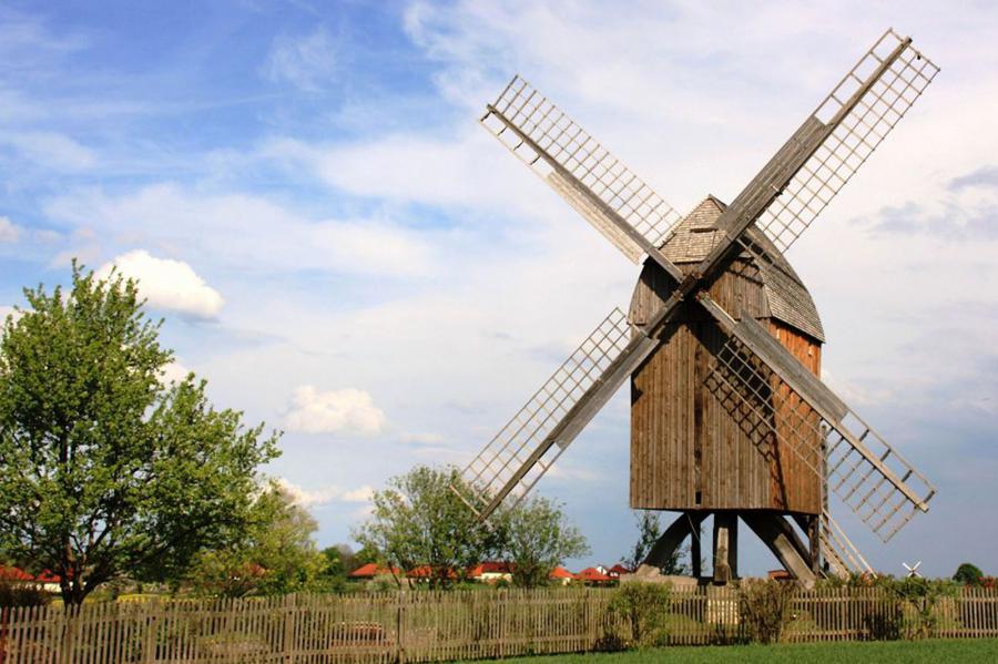 Bockwindmühle Wulferstedt
