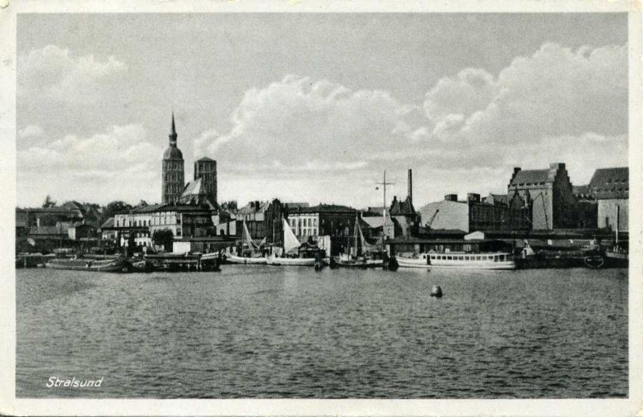 Stralsund 1954