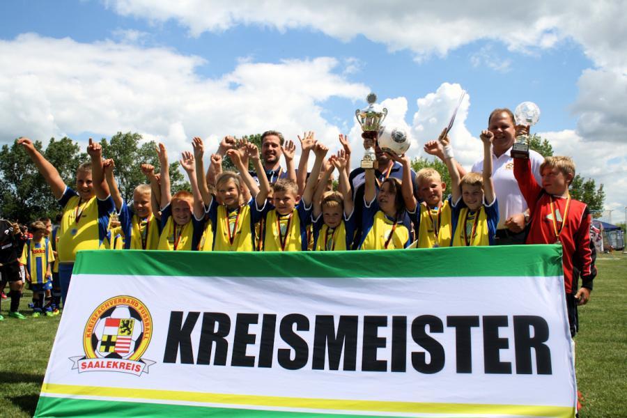 Kreismeister F-Junioren 2014