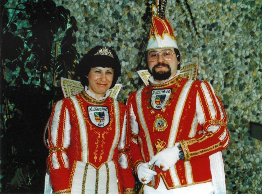 Klaus u Marlies 1985