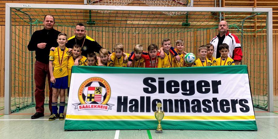 Hallenmaster F-Junioren // NFC Landsberg