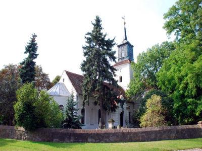 Dorfkirche Stölln, Foto: Tourismusverband Havelland e. V.