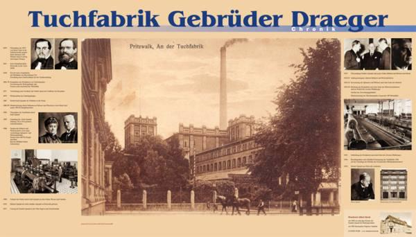 Tuchfabrik Gebrüder Draeger