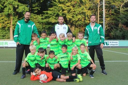F2-Junioren, Saison2018-2019