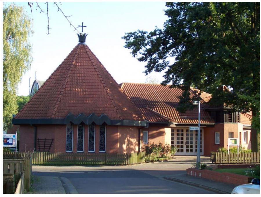 Friedenskirche Ahrbergen