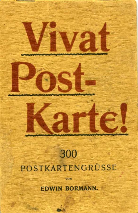 Vivat Postkarte !