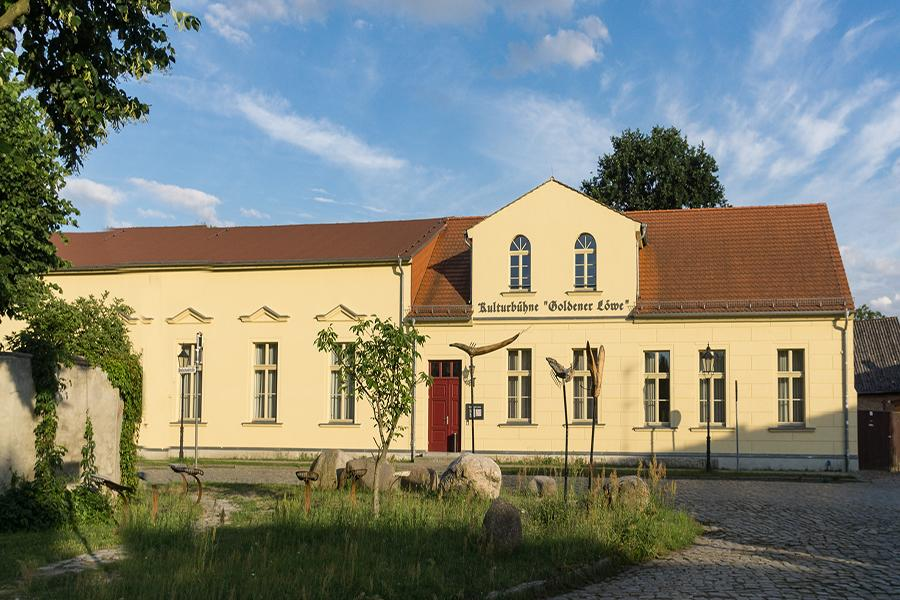 Kulturbühne Goldener Löwe_Foto: Weigelt