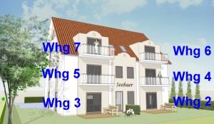 Villa Seebaer - Wohnungen