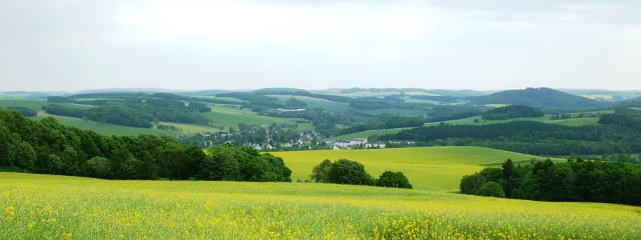 Ausblick Lichtenberg
