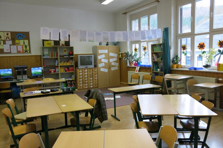 Klassenraum 3. + 4. Klasse