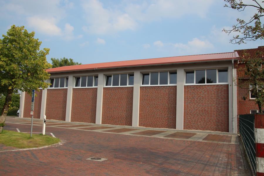 Sporthalle Hooksiel