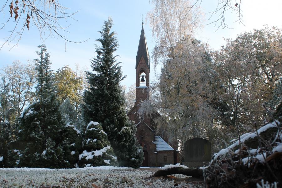 Die Kirche in Sülte