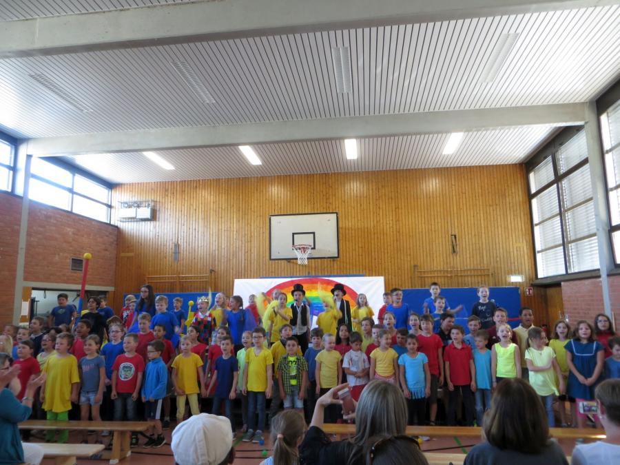 Schulfest 18