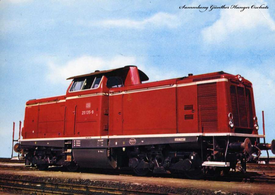 Baureihe 211 (V100)