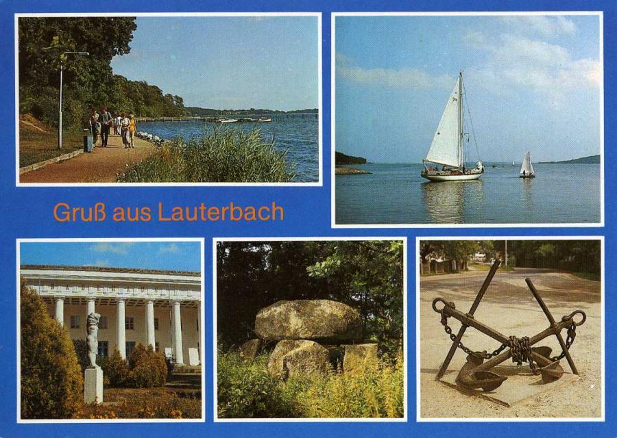 Gruß aus Lauterbach