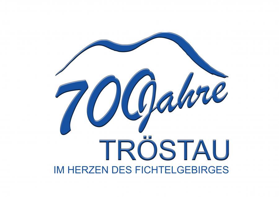 Logo 700 Jahre Tröstau