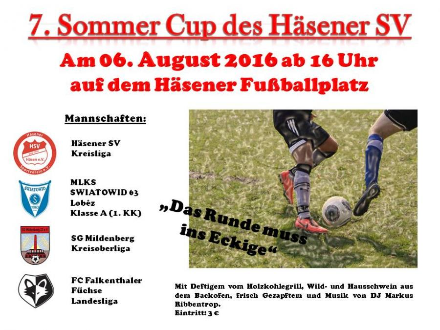 7. Sommercup