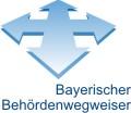 Bayerischer Behördenwegweiser