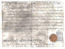 erste urkundliche Erwähnung von Dransfeld um 960 n.C. - Otto I schenkte dem Reichskloster Hilwartshausen das damalige alte Dorf.