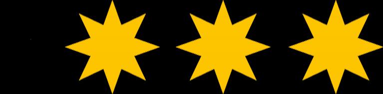 Klassifizierung 3Sterne