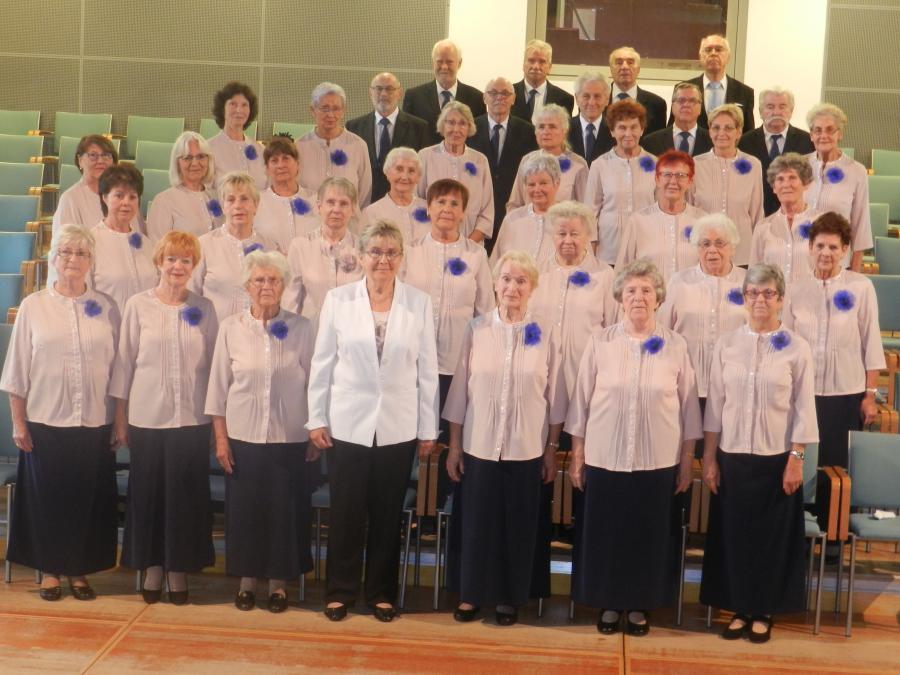 Chor Viva la musica (Rheinsberg 2019)
